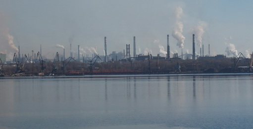 Резонанс. У Запоріжжі знайшли сотню забруднюючих підприємств, які не сплачують екоподатки