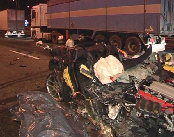 Нетрезвый водитель протаранил машину патрульной полиции в Киеве - Цензор.НЕТ 7220